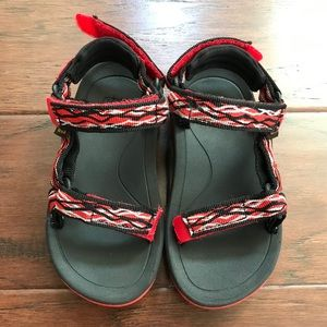 designer mode schattig laatste korting Like New! Teva Hurricane Xlt 2 Sandals, 8 Toddler